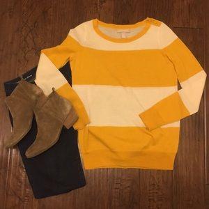 Striped Lightweight Sweater